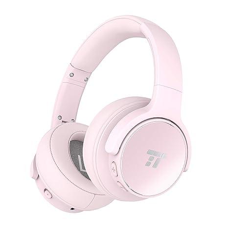 TaoTronics – Auricular Bluetooth con Reducción de Ruido Active, Auricular inalámbrico 30 Horas de autonomía