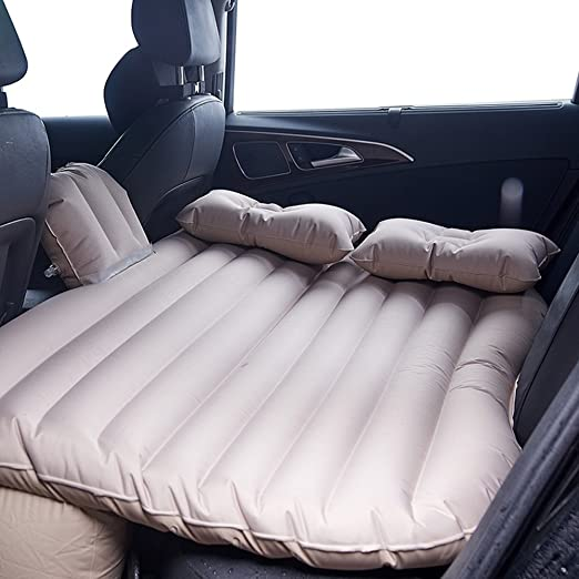 YZY-Cama inflable para coche Asiento Trasero Colchoneta De Aire ...