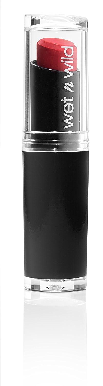 WET N WILD – MegaLast Lip Color – Rouge à lèvres - couleur durable & semi mate - Teinte Wine Room - Made in US - 100% Cruelty Free - Produit Vegan WetNWild E906D