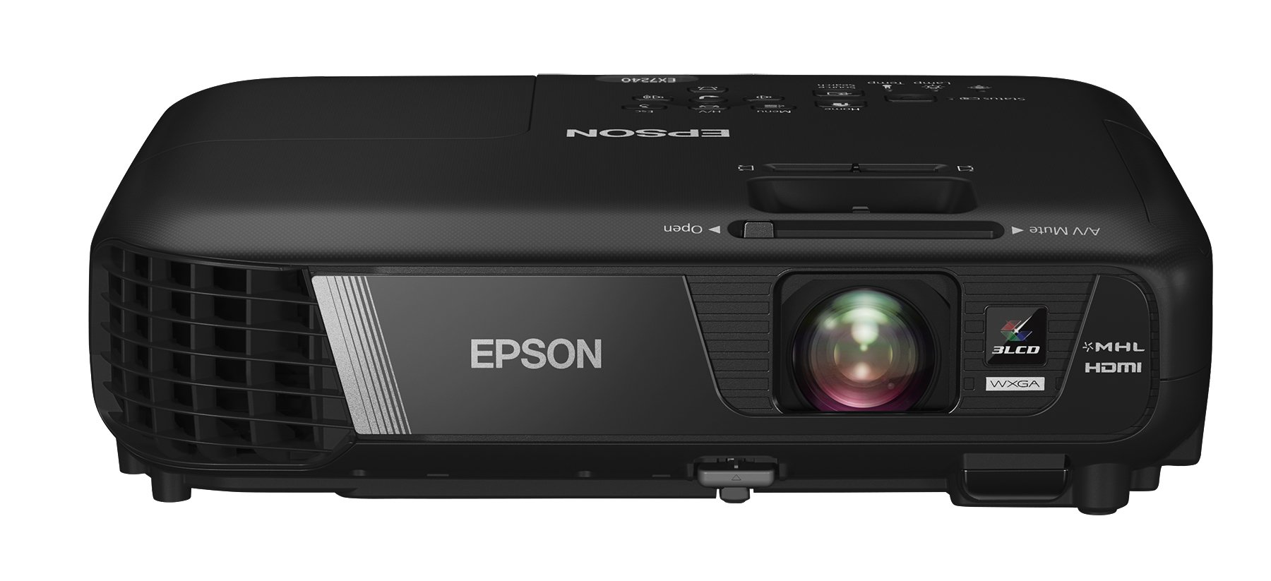 Epson EX7240 Pro WXGA 3LCD Projector Pro Wireless, 3200 Lumens Color Brightness by Epson (Image #3)