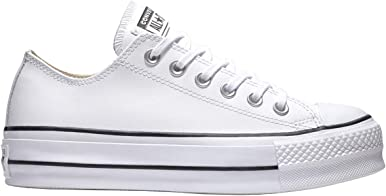 Converse Chuck Taylor All Star Lift Clean Sneaker para mujer