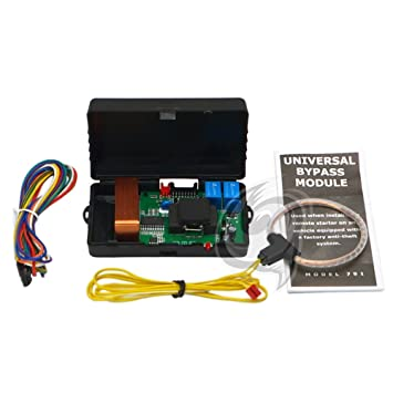 Immobilizer Bypass Module for Car Motorcycle Motorbike: Amazon co uk
