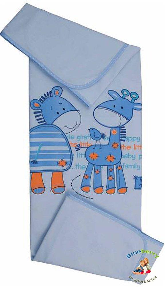 35.5 x 31.5 Creme 0-5 Yrs BlueberryShop 100/% Baumwolle Sommerkollektion Decke f/ür Neugeborene Baby Kleinkind 90 cm x 80 cm 90 x 80 cm