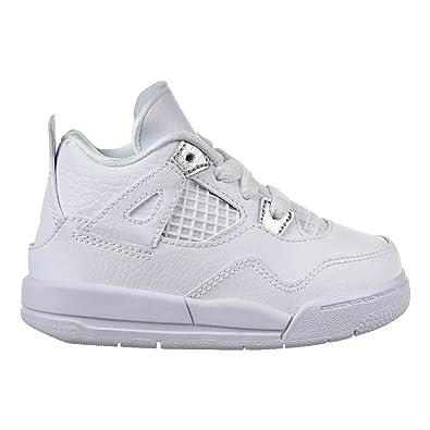 sale online cheap prices presenting Nike Basket Air Jordan 4 Retro TD Pure Money Bébé - Ref ...