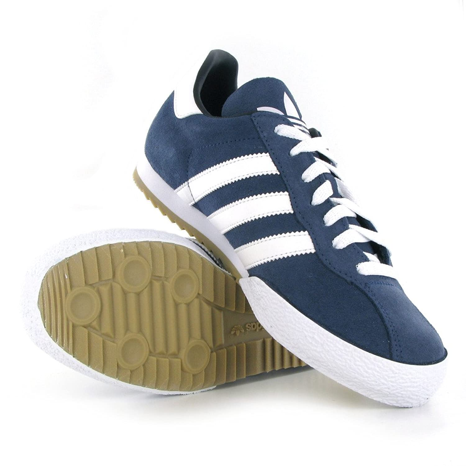 6bd458896bd283 adidas Originals Samba Super Suede Trainers Mens Trainers Shop Mens ...