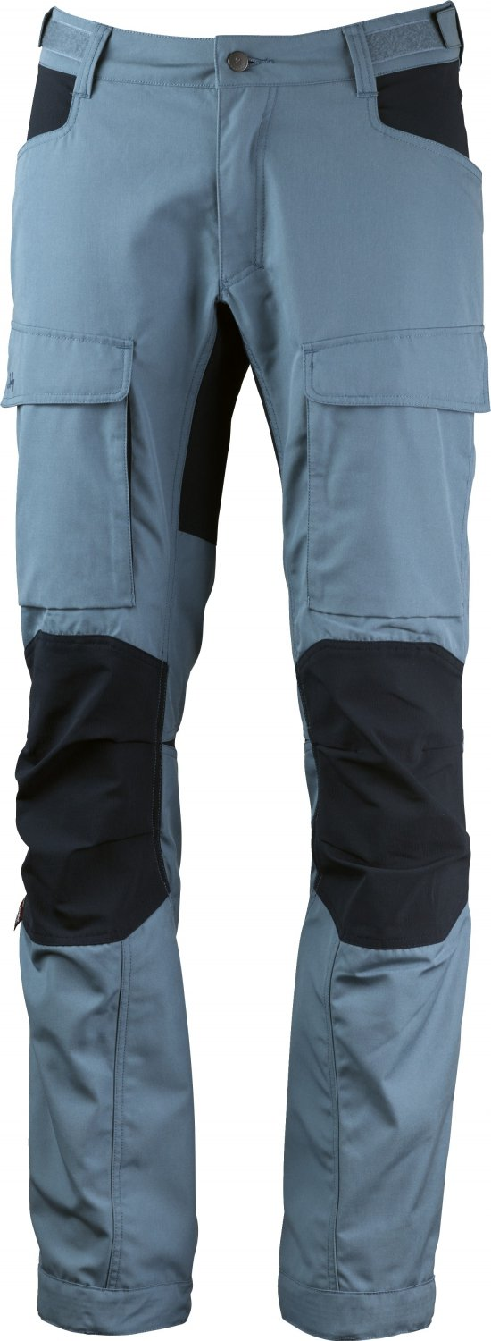 Lundhags Authentic II Pant Outdoorhose (Sky-Blau/Deep-Blau)