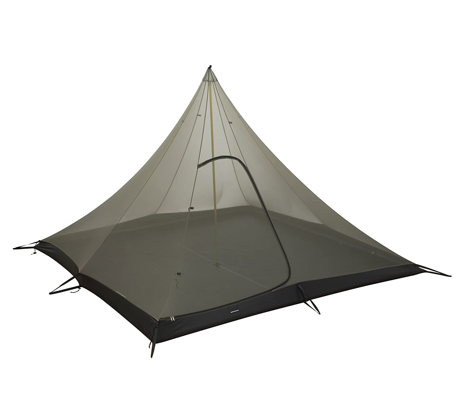 Black Diamond Mega Bug Tent and HDO Lite E-tip Gloves with Grippers 141[並行輸入]   B01F5XXQHA
