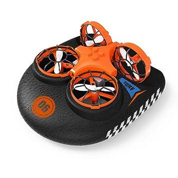 EACHINE E016F, Hovercraft Drone, Mini Drone para Niños, 2.4GHZ ...