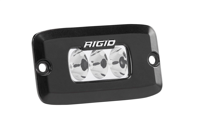 [Rigid Industries 正規品] SR-M PRO LEDライト 発光パターン:ドライビング フラッシュマウントタイプ B076JKSH1M