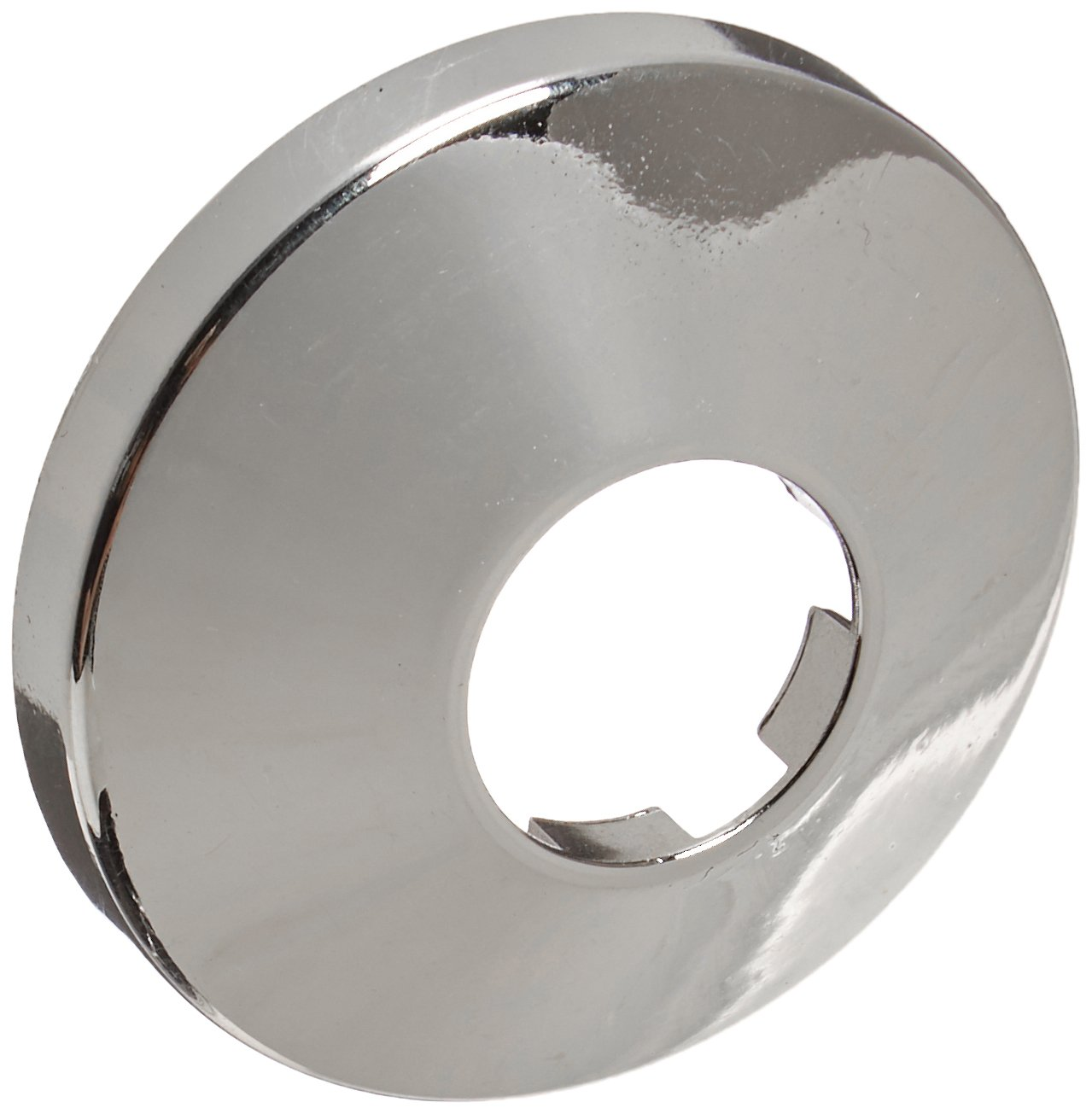 Rohl 1120EPN Sliding Adjustable Escutcheon 2 3/8'' Diameter for 1120 12 & 20 Shower Arms & 1140/5 Shower Arms,Polished Nickel