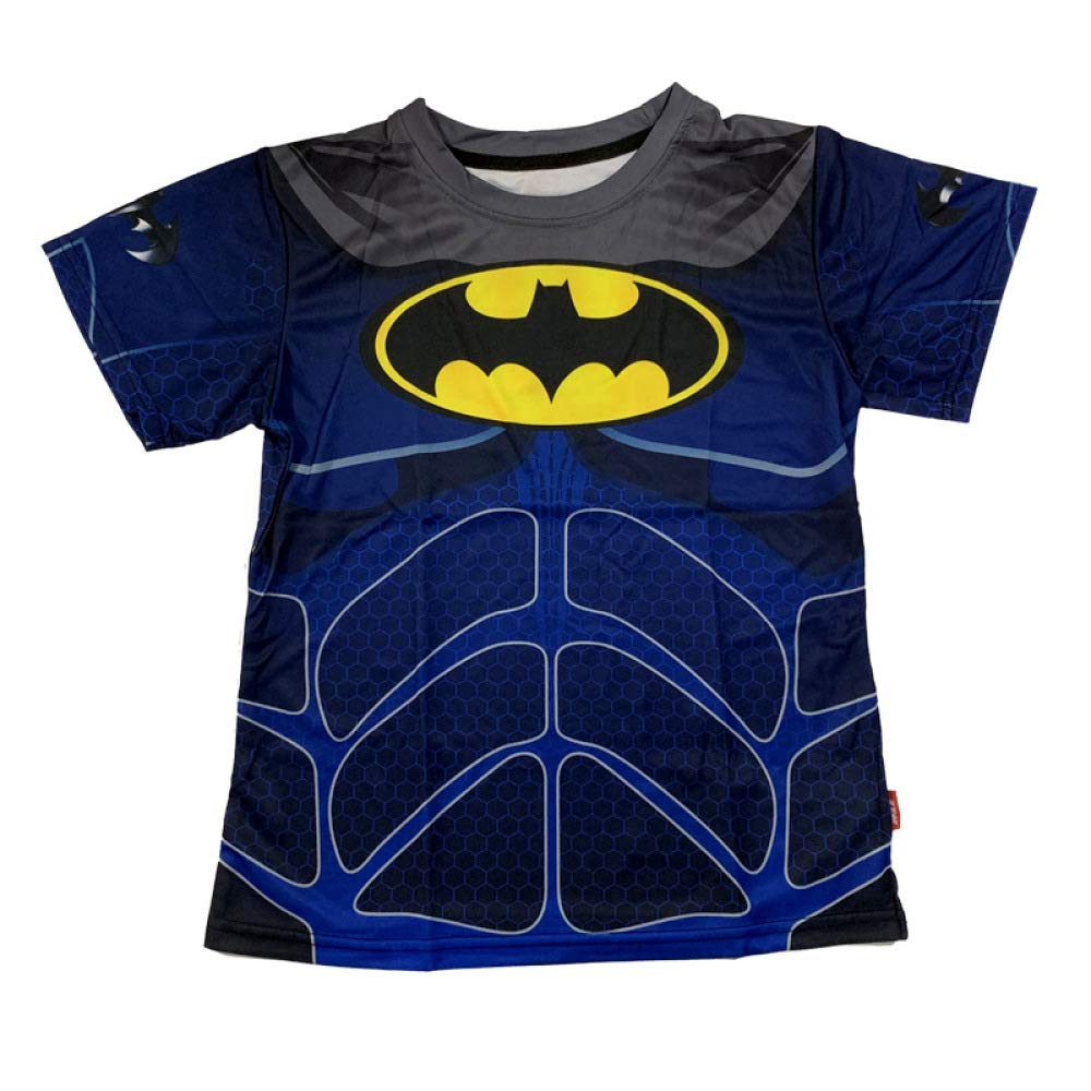 tzxdbh Hero Ropa Infantil de Manga Corta Camiseta capitán Acero de ...