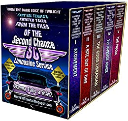 Wanna Take a Ride?: The Box Set - 5 Twisted Tales from the Files of the Second Chance Limousine Service by [TENUTA, GARY VAL]