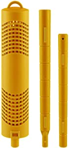 COZYMATE Mineral Purifier Stick, Spa Water Cartridge Filter for Hot Tub and Pool(Yellow)