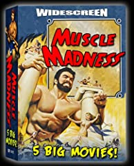 Get ready for an all-day marathon of man-action in a box as Retromedia presents five great epic motion pictures in one sweaty little package.Episodes/Tracks:  GOLIATH AND THE SINS OF BABYLON Staring Mark Forest tears it up in one of his great...