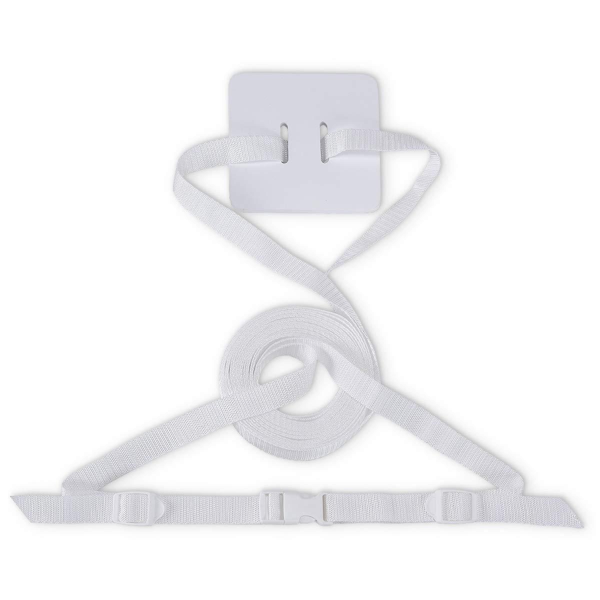 Fijaci/ón universal para cama con somier FabiMax 4203 color blanco