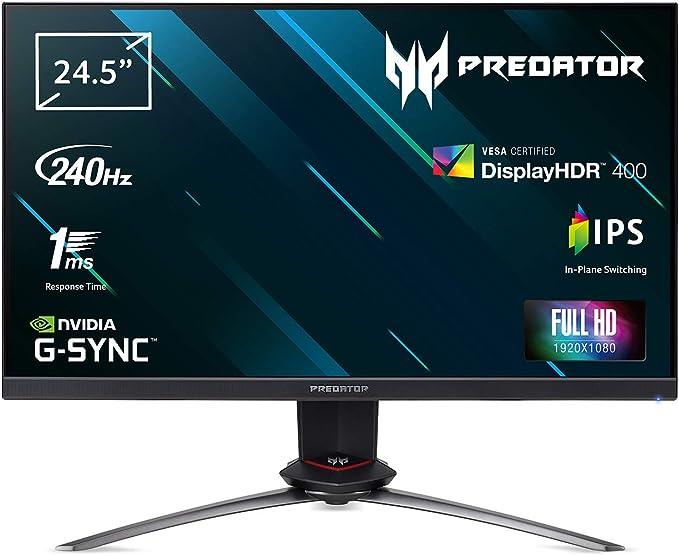 Acer Predator XB253Q 240 Hz