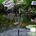 Sunspray� SE 450 solar fountain for s...
