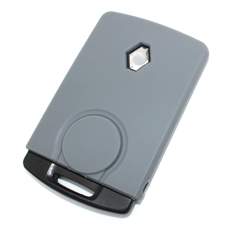 custodia portachiavi RB per chiavi dell/'auto a 4 pulsanti cover di silicone Lila Finest Folia