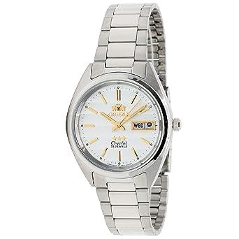 RELOJ ORIENT AUTOMATICO CADETE FAB00007W9 HOMBRE PEQUEÑO: Amazon.es: Relojes