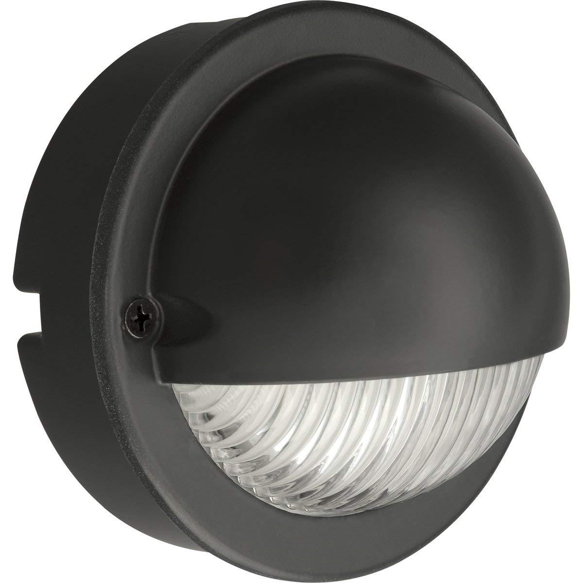 Progress Lighting Black Finish HI Progress Lighting P5296-31 LED Deck Light