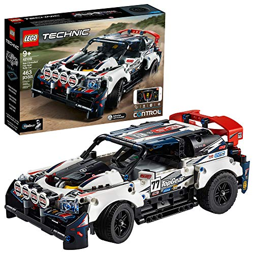 LEGO Technic App-Controlled Top Gear Rally Car 42109 (new 2020)