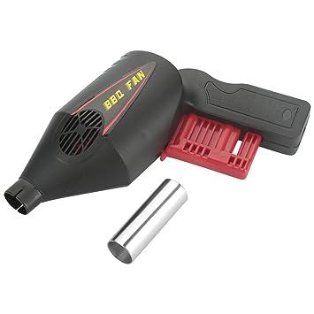 Soplador de BBQ Portátil Manual Operado Ventilador de ...