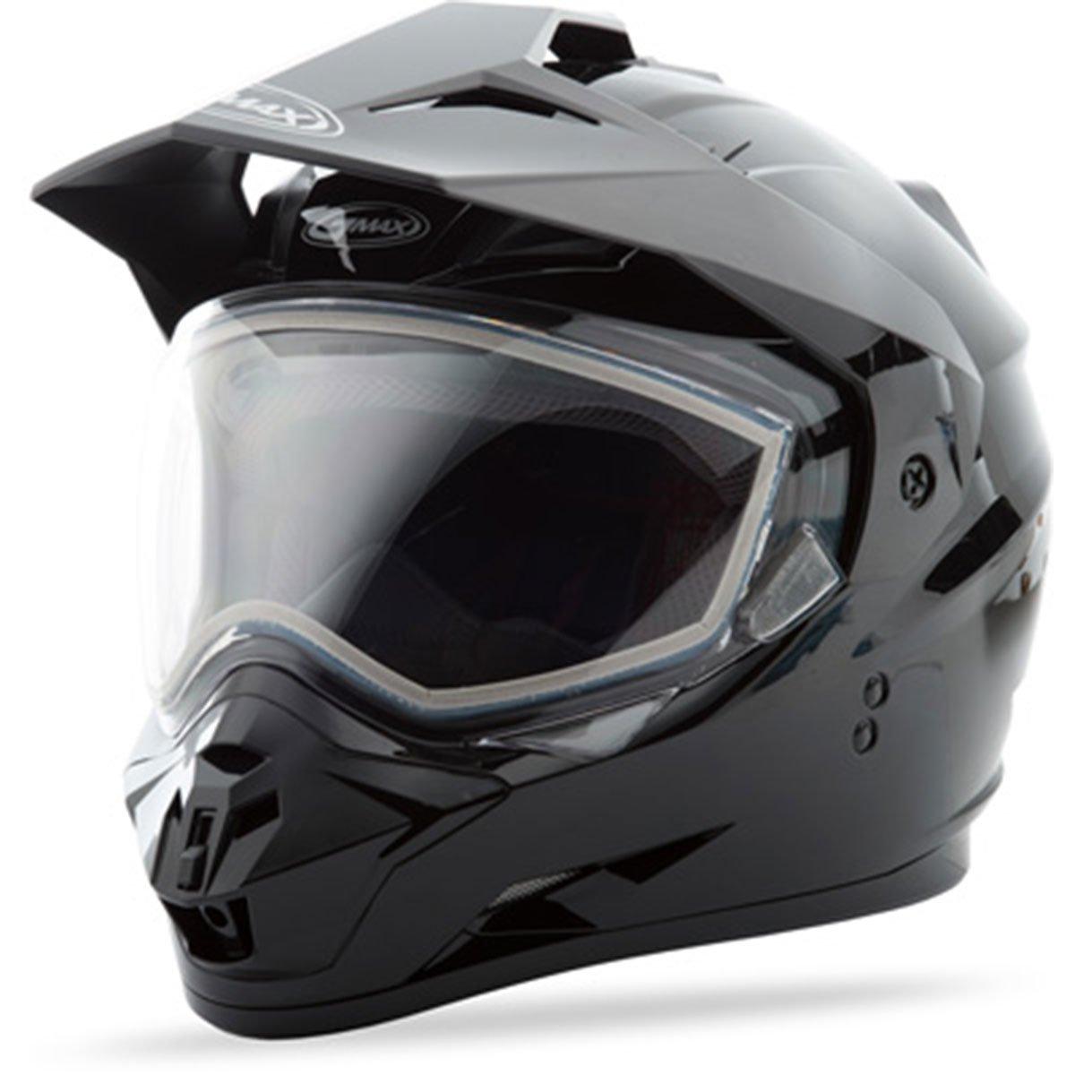 GMAX unisex-adult full-face-helmet-style Helmet (Gm11S Sport ) (Black, Large)