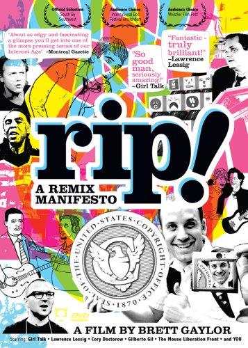 Rip: A Remix Manifesto (Remix-design)