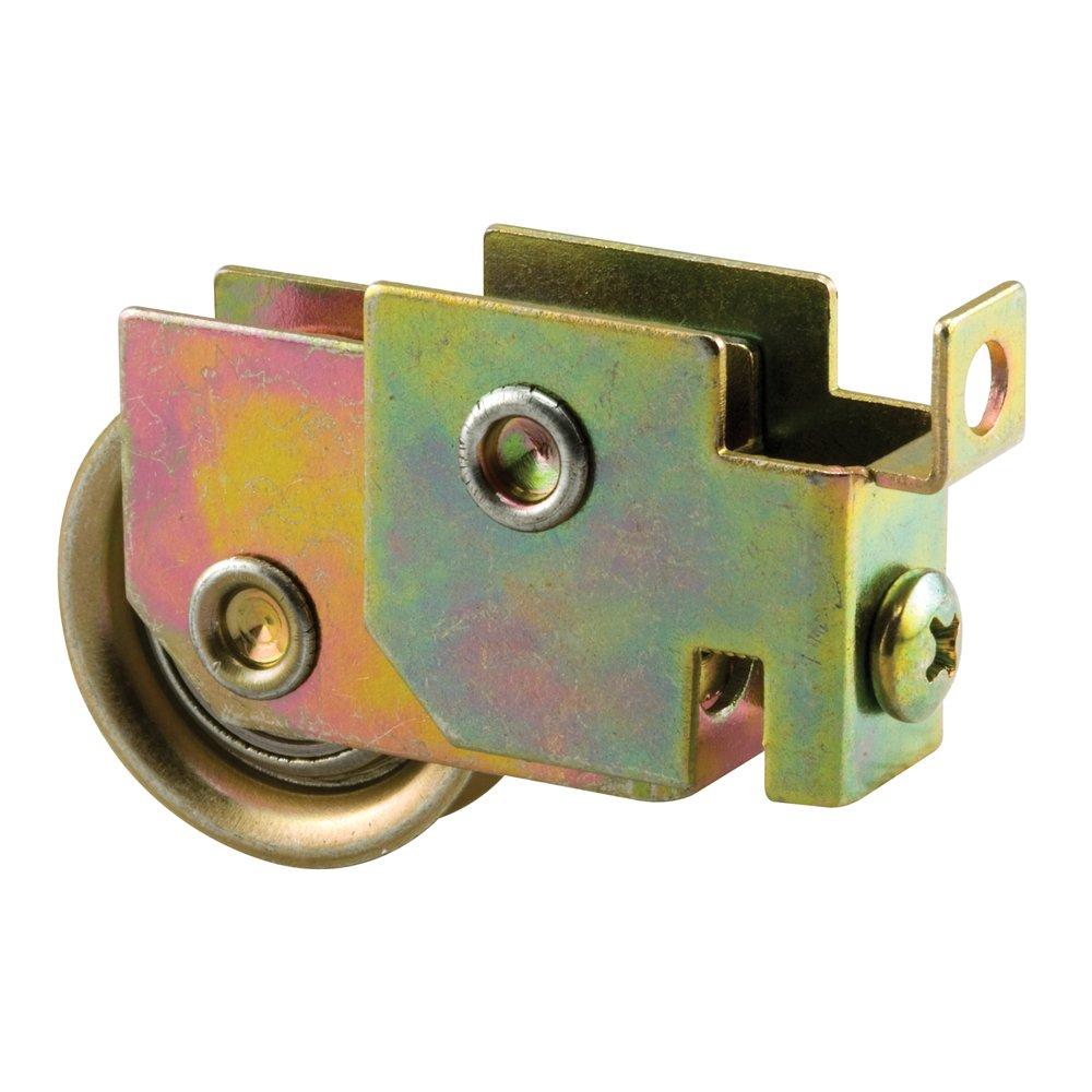 Slide-Co 132597 Sliding Door Roller Assembly, 1-1/2-Inch Steel Ball Bearing