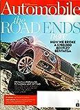 Automobile Magazine - July 2016 | Bentley Bentayga