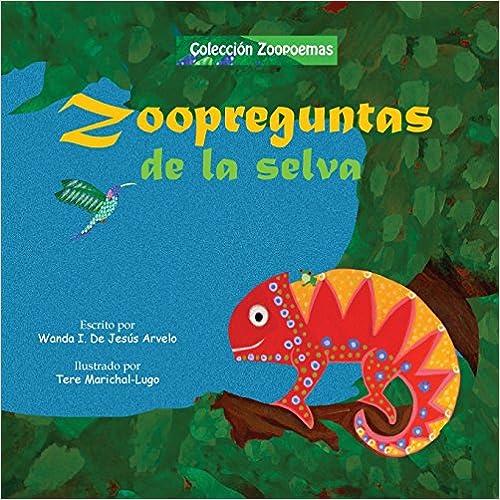Libros electrónicos gratuitos para descargar para la tableta de Android Zoopreguntas de la selva: Volume 1 (Zoopoemas) PDF