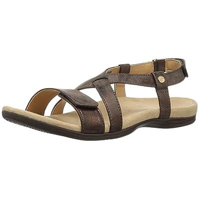 Spenco Women's Cross Strap Sandal: Shoes