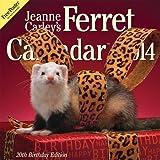 2014 Jeanne Carley's Ferret Calendar, 20th Birthday Edition Wall