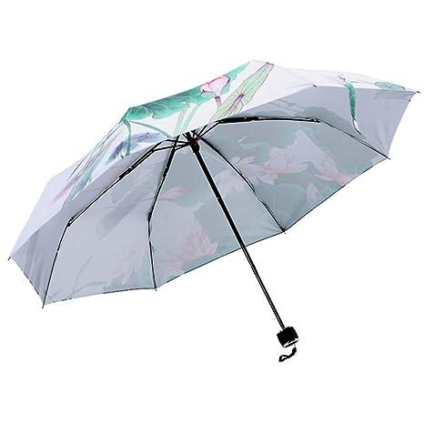 Ombrellone Da Spiaggia Pieghevole.Yimidear Ombrello Pioggia Ombrellone Da Spiaggia Nnchiostro