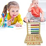 Abacus Kid's Educational Toys, WinnerEco Wooden