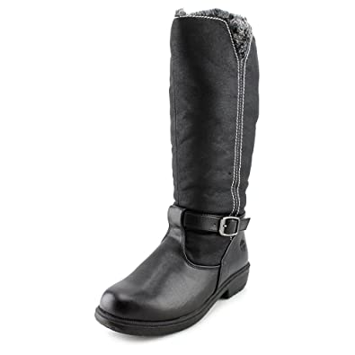 Shauna Women US 8 Black Winter Boot