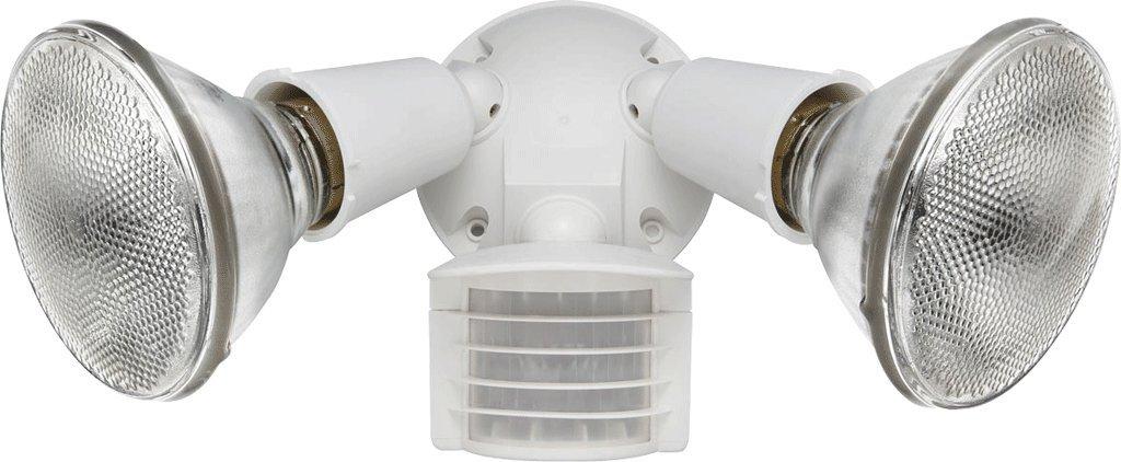 RAB Lighting LU300W 110 Luminator Floodlight Kit, Polycarbonate, 300W Power, 120V, White