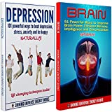 Happiness: Powerful 'Natural' Ways: Beat Depression: Improve 'Brain Power', Intelligence & Concentration. (Box Set 2-in-1, Memory, Depression Book 1)