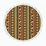 Large African Drum Coffee Table iPrint 65