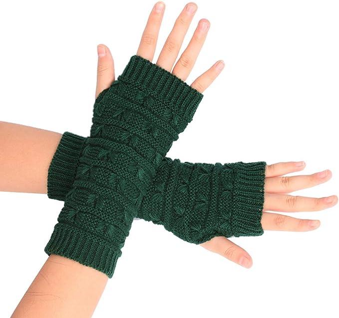 ABSoft Winterhandschuhe f/ür Kinder Warm Bequem mit einem Finger Antique Model 02