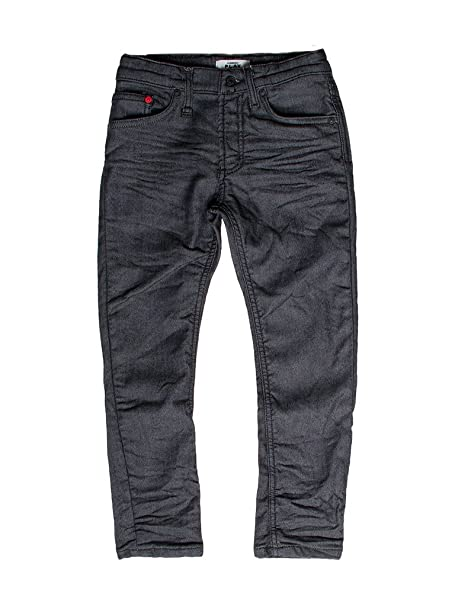 Carrera Jeans - Jogger vaqueros 707 para niño, estilo recto, estilo denim, interior