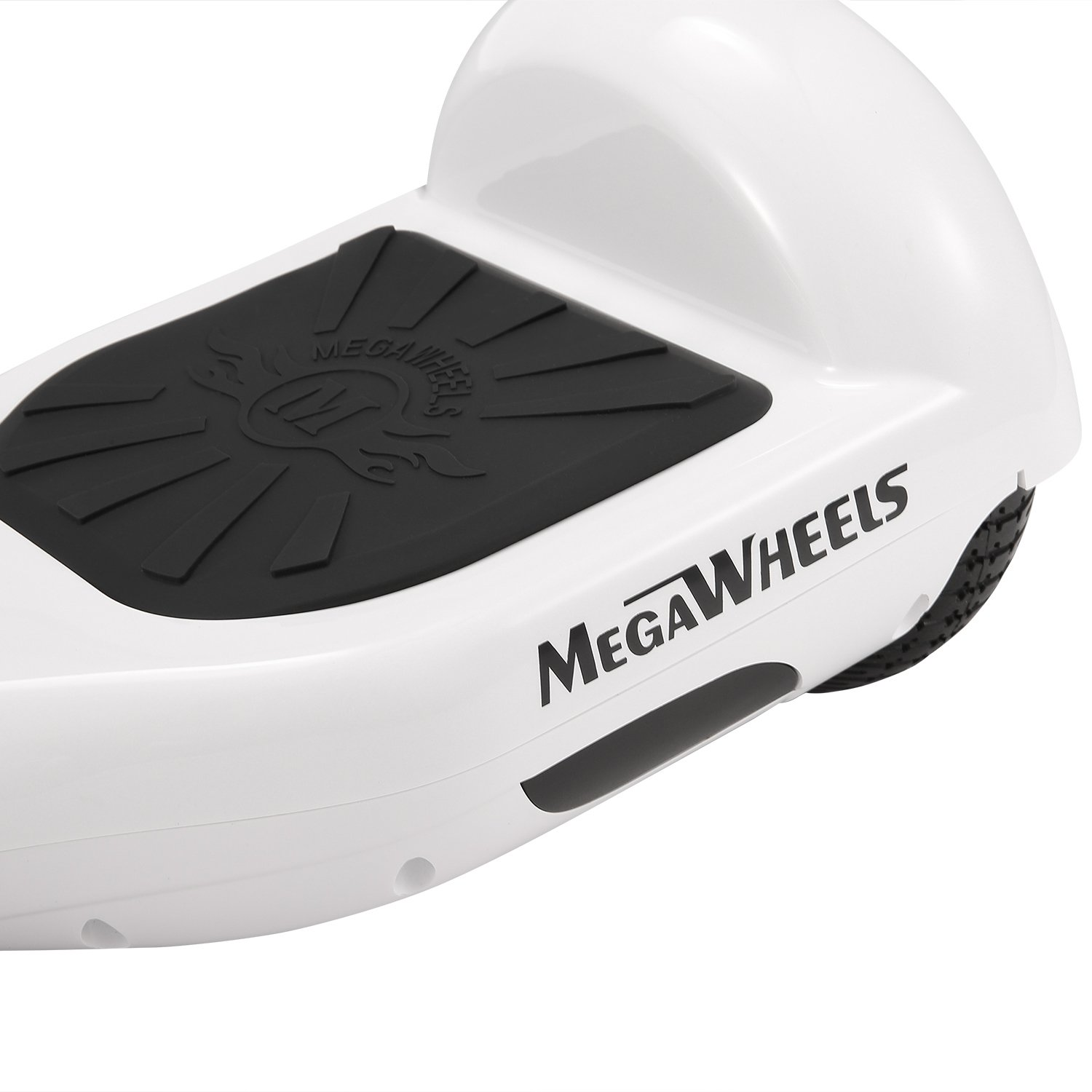 MegaWheels Hoverboard UL 2272 Certified Self-Balancing Smart Scooter (White) by MegaWheels (Image #4)