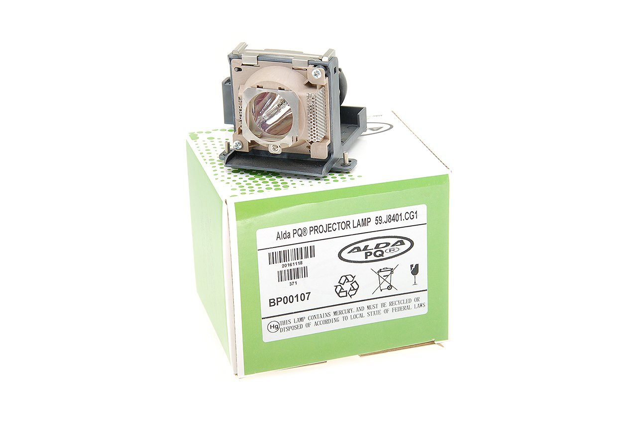 PB7215 Lampe mit Geh/äuse Alda PQ-Premium PB7235 Beamerlampe // Ersatzlampe kompatibel mit 60.J5016.CB1 59.J8401.CG1 f/ür BENQ PB7115 PB7110-PVIP Projektoren PB7110 60.J7693.CG1