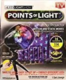 Lightshow 18937 Christmas Projection Points of Light with Remote