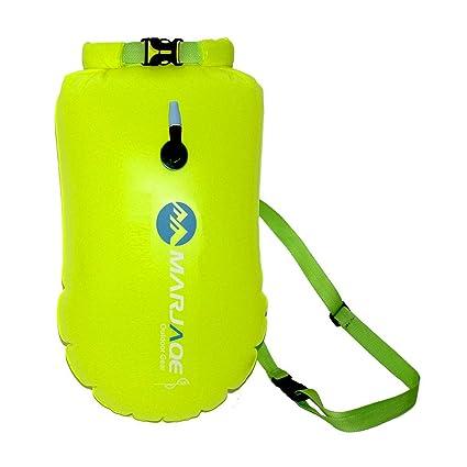 d1e2ff513943 Bolsas Estancas 20L Boya de Natación para Aguas Abiertas Impermeable Bolsa  de Playa