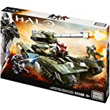 Mega Bloks Toy - Halo Scorpion's Sting - 616 Piece Building Playset - Includes 3 Action Figures