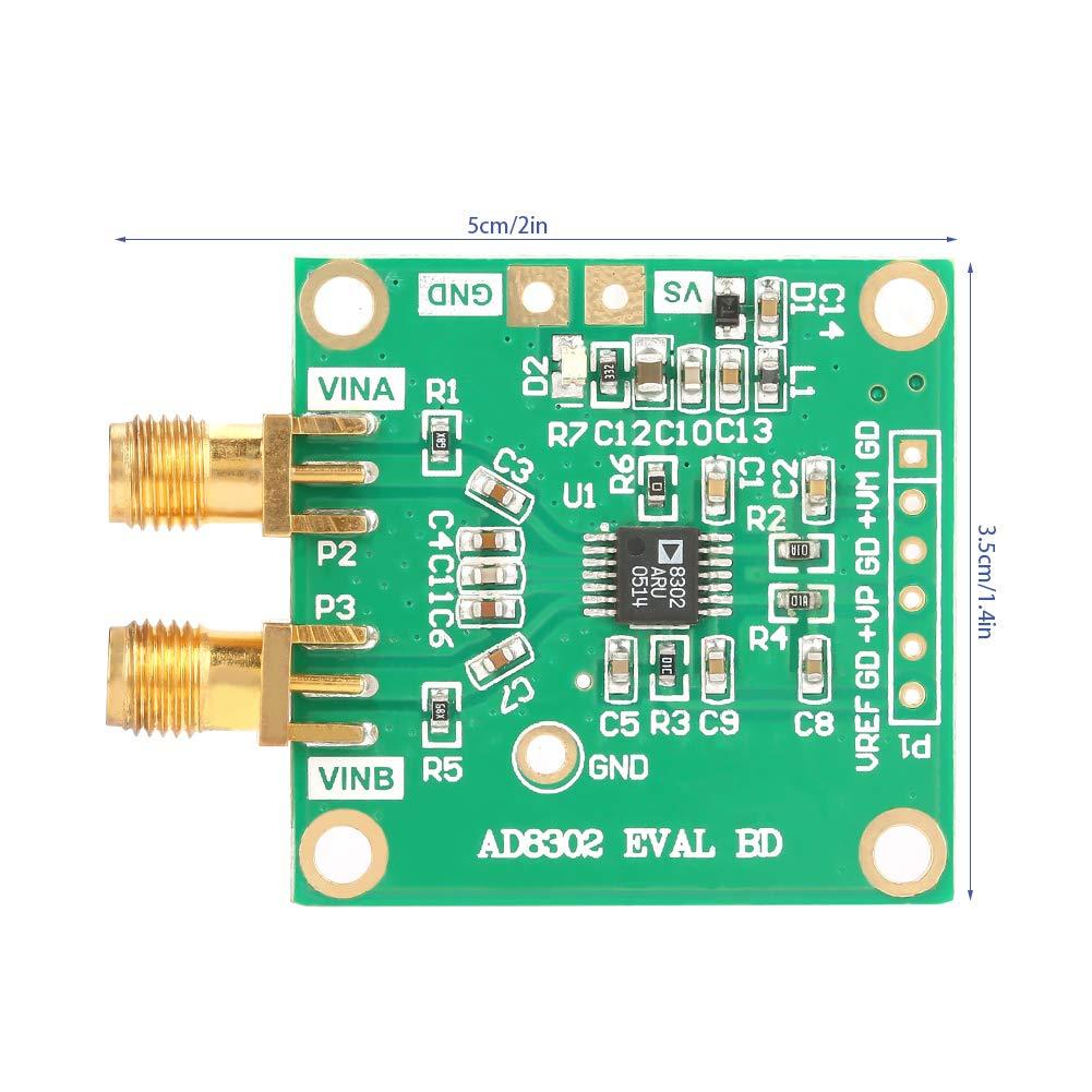 Amazon com: GLOGLOW Phase Detection, AD8302 LF-2 7G RF/IF