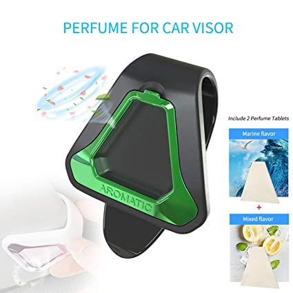 Amazon com: Marine flavor Car perfume for car sun visor, Car