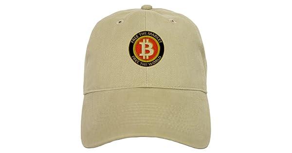 CafePress - Bitcoin-8 Cap - Baseball Cap with Adjustable Closure a17addd8349d