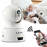 Amazon Price History for:YANX Baby Monitor Dog Camera Wireless HD IP Camera Home Security Cam With Night Vision (White)